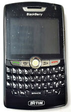 BlackBerry 8800 - Black TIM Unlocked Full QWERTY QUADBAND WORLD Smartphone.