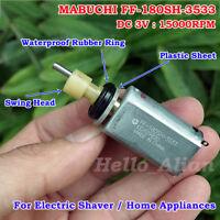 Mabuchi FF-180PH-3048 DC 3V 10500RPM High Speed Motor DIY Electric Shaver Toy