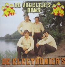 DE ELECTRONICA'S - DE VOGELTJESDANS  - LP (orange label)