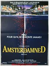 AMSTERDAMNED Affiche Cinéma / Movie Poster Wide Dick Maas