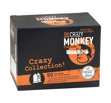 The Crazy Monkey Condoms Crazy Collection, 50er Karton