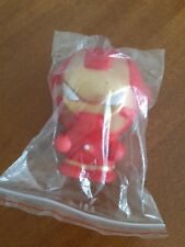 Iron Man Squishy Squeeze Toy Stress Reliever Gifts BRAND NEW