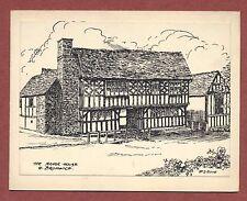 West Bromwich Manor House, 1950s, Handsworth Wood, Birmingham, Q2131