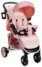 My Babiie Billie Faiers Mb30 Pink Stripe Pushchair