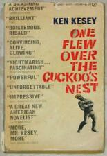 ONE FLEW OVER THE CUCKOO'S NEST ~ KEN KESEY ~ VINTAGE 1962 PAPERBACK