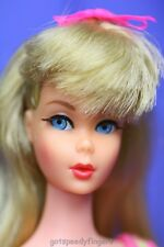 MOD Barbie Sun Kissed Blond TNT #1160 from 1968 Gorgeous!