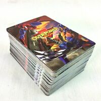 1996 Fleer Marvel OverPower CCG LOT 90 Any Hero Character Special Daily Bugle