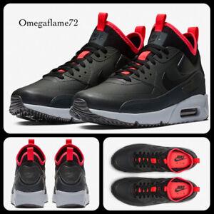 Nike Air Max 90 Ultra Mid Winter, 924458-003, UK 8, EUR 42.5, US 9, Sneakerboots