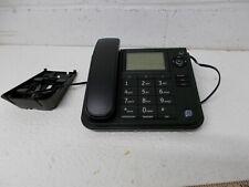 GE Big Button Speaker Display Telephone Black Phone