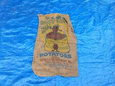US No. 2 Tasty Taters Haynes & Walden Farms Tulelake Calif Potatoes Sack