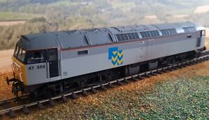 Bachmann Class 47 - 47359 DCC fitted & weathered (31-662)
