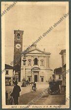 VARESE GALLARATE 90 AUTOMOBILE d'EPOCA Cartolina viaggiata 1931