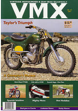 VMX Vintage MX & Dirt Bike AHRMA Magazine - Issue #10