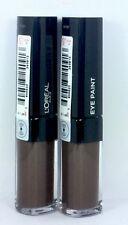 2 Stuck LOREAL Infaillible Eye Paint 303 Breathtaking Brown LIDSCHATTEN & NEU