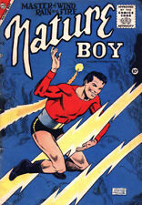 Nature Boy #5 - February 1957 - Comic Book Cover Poster
