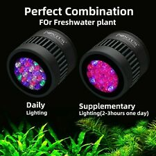 aquarium LED Plant Grow Indoor Combination with Arms 150W 48 German LED 2 lens .
