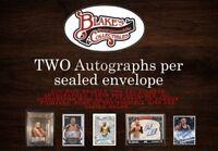 UFC AUTOGRAPHED CARDS sealed envelopes.2 Autos per envelope guaranteed! Khabib!