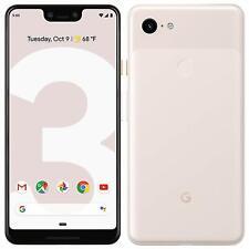 Google Pixel 3-non Rosa - 64GB-Sim Gratis/Sbloccato di Fabbrica
