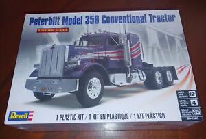 Revell 1:25 Model Truck Peterbilt 359 FULL KIT NEW IN BOX  NO RESERVE , RARE
