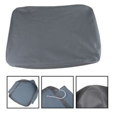 Gray 1Pcs For Dodge Ram 2002-2008 Leather Armrest Center Console Lid Cover