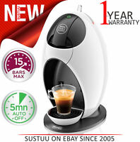 Delonghi Dolce Gusto Pod Coffee/ Espresso Machine│For Velvety Crema-Frothy Latte