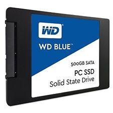 Western Digital WD BLUE 500GB 2.5
