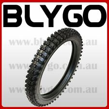 """GL 2.75-17 70/100- 17"""" inch Front Knobby Tyre Tire +Tube PIT PRO Trail Dirt Bike"""