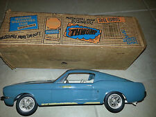 RARE! Vintage 1967 Ford Mustang  2+2 Guys Mustang Millionaires Club original box
