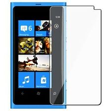 6 Pcs HD Clear LCD Screen Protector Guard Film For Nokia Lumia 800
