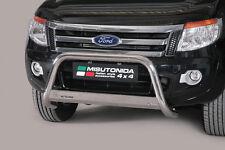 BULL BAR NUDGE BAR for Ford Ranger 2012 -up Ø 63 mm A - BAR EC APPROVED
