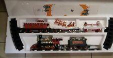 Dazzlers Pôle Nord Express Train de Noël Ensemble. MUSIQUE, Lumières, animation. Nouveau