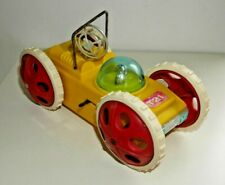 VINTAGE T21 ROLLOVER MOON BUGGY SPACE TOY ASTRONAUT RARE 1970's HONG KONG   F639