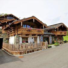 Promi Almdorf Chalet Flachau 4-8 Tage Wandern Urlaub Salzburger Land 4 Personen