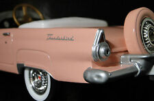 1956 Ford Thunderbird Pedal Car Vintage Metal 1955 >>>READ FULL DESCRIPTION PAGE