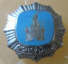1956 Very Rare Disneyland Employee Pin For One-Year Service (Since '55 Opening!)