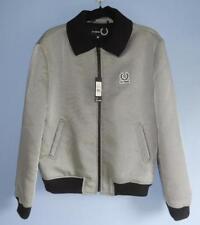 Fred Perry Men's Bomber, Harrington Hip Length Coats & Jackets