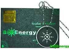 Bio Energía Potente Quantum Scalar Energy Pendant Necklace potencia de cadena de equilibrio