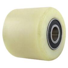 Ruota Per Transpallet 80*70mm In Nylon Beige+argento I6T1 V2Y4