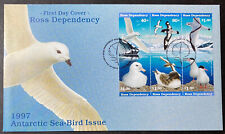 ROSS ISLAND L48a Beautiful Mint NEVER Hinged FIRST DAY Cover BIRDS UPTOWN