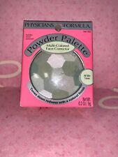 Physicians Formula Powder Palette Multi-colored Face Corrector 1639 Green Boxed