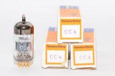 Siemens CCa / 6922, High-End Audio-Röhre mit Goldpins, Audio Preamp Tube, NOS