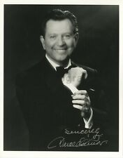 """Donald O'Connor - """"Singin' in the Rain"""" Actor - Signed 8x10 Photograph"""