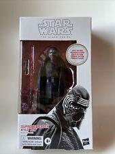 Star Wars The Black Series Supreme Leader Kylo Ren First Edition
