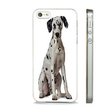 DALMATIAN DOG BREED STUNNING NEW  PHONE CASE COVER FITS All APPLE IPHONE MODELS
