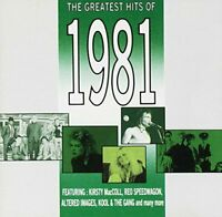Various Artists - Greatest Hits of 1981 (CD)