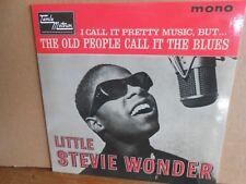 "Little Stevie Wonder - I Call It Pretty Music But EP 7"" Tamla Motown"