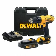 NEW DEWALT CORDLESS  DCD732D2 -XR DRILL KIT + DCD734C2 + DCH143N Rotary Hammer
