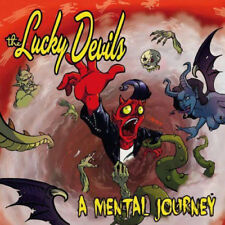 The Lucky Devils : A Mental Journey CD (2017) ***NEW***