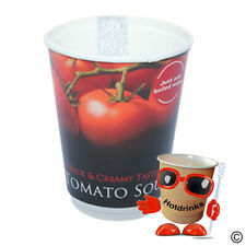 More details for 1 sleeve of 10 tomato soup 2go in cup, incup drinks, 12oz, foil sealed