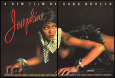 JOSEPHINE Baker__Original 1989 Trade print AD film promo / poster__HUGH HUDSON